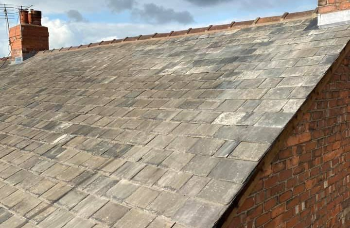 Roof Slating Preston